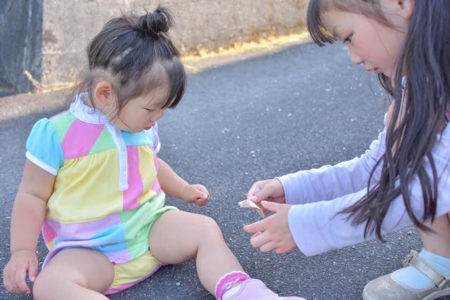 子どもの怪我に自宅でできる応急処置