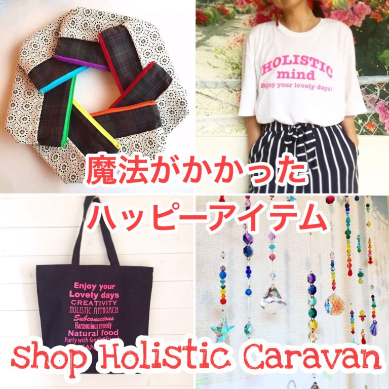 Shop Holistic Caravan